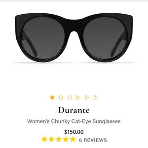 RAEN Accessories - Raen Chunky Cat Eye sunglasses